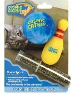 Ensemble de jouet avec herbe à chat