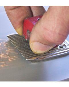 Aiguisage de lame de clipper