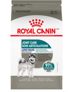 Nourriture soin articulations pour grand chiens Royal Canin