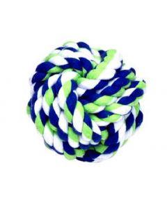 "Balle en corde 5"" pour chiens, Rope Corde"