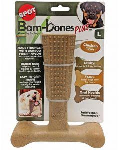 Bam-bones plus saveur poulet pour chien