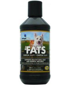 Bio Fats soutient de la santé pour chat et chien, 200 ml, BiologicVet