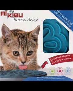 Bol interactif pour animaux pour nourriture humide, Aïkiou