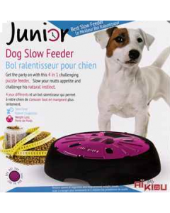 Junior Aikiou, bol interactif pour chiens