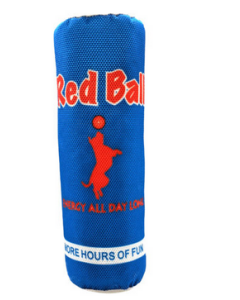 Jouet red ball pour chiens Spot