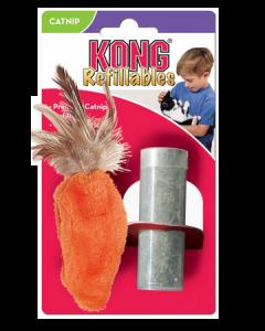Carotte d'herbe à chat, Kong