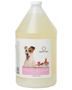 shampoing blanchissant, rehausseur couleur animaux