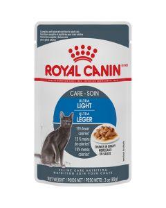 Pochettes morceaux en sauce Royal Canin