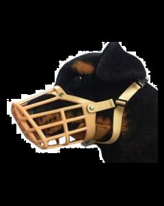 Muselière panier en plastique pour chiens, Hunter