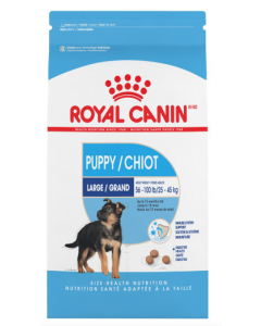 Nourriture pour grand chiot Royal Canin