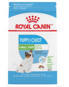 Nourriture pour chiot très petit Royal Canin