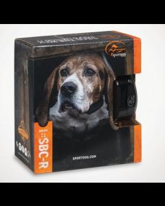 Collier anti-aboiement de luxe pour chiens, électrostatique  SBC-R, SportDog