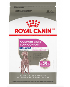 Nourriture soin confort grand chien Royal Canin13.6kg