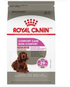 Nourriture soin confort chien moyen Royal Canin,13.6kg