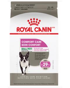 Nourriture soin confort pour petit chien Royal Canin, 7.7kg