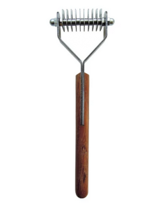 Couteau démêleur à 10 lames, Coat King Mars