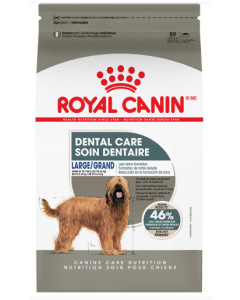 Nourriture soin dentaire Royal Canin grand chien