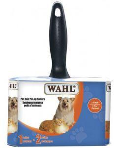 Ensemble Rouleau ramasse poils d'animaux Wahl