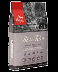 Nourriture pour chats Fit & Trim, Orijen