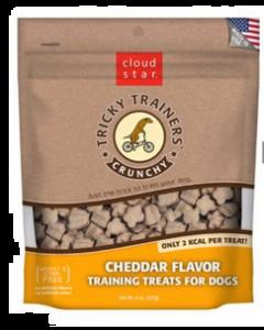 Gâteries au fromage croquant pour chiens, Cloud Star, 8oz