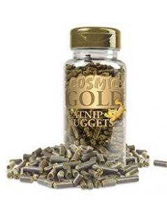 Gâteries croquettes d'herbes à chat Cosmic Gold 76.54gr