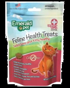 Feline Health urinaire, gâterie pour chats, Emerald Pet