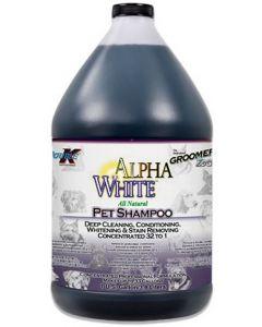 groomers edge alpha white