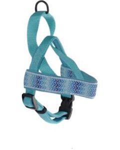 Harnais ribbon Coastal bleu turquoise