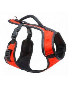 Harnais Easy Sport pour chien rouge