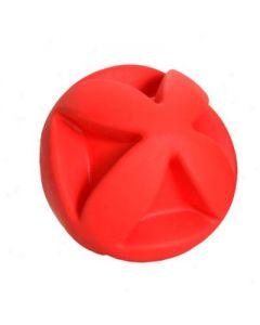 """jouet pour chien Balle 7"""" très robuste.  Clutch Softlex"""