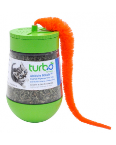 Jouet pour chat turbo herbe à chat