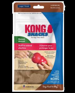 Grands biscuits pour chiens au foie, Kong snacks