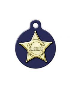 medail de sherif pour chien
