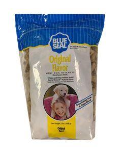 Mini biscuit pour chien, Blue Seal (908gr)