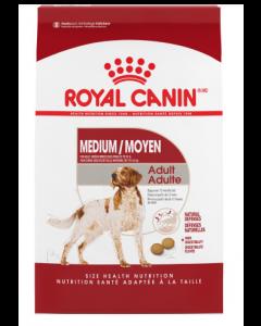 Nourriture pour chien moyen adulte Royal Canin