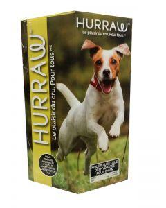 Nourriture crue déshydratée pour chien Dinde SANS GRAINS Hurraw
