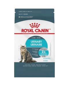 Nourriture chat soin urinaire