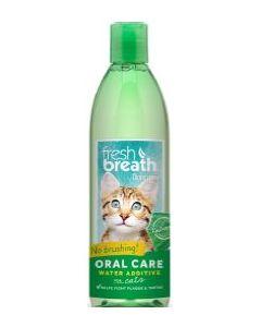 Additif pour haleine et dentition formule chat Tropiclean 16oz