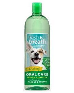 Additif pour haleine et dentition des animaux, Tropiclean