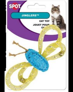 Jouet pour chats papillon Jinglers, Spot