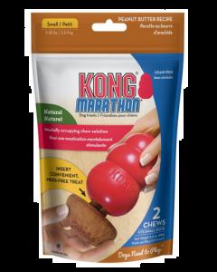 Friandises pour chiens beurre d'arachides, Kong Marathon petit