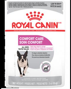 Pochette soin confort pour chiens, pâté en sauce Royal Canin 85g  (3oz)