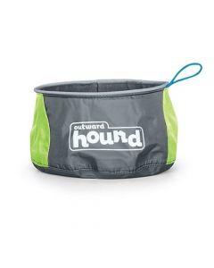 Bol pour chien ou chat transportable, pour la nourriture ou l'eau Outward hound