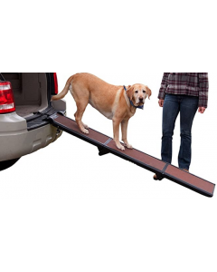 "Rampe pour chiens Travel Lite Tri-Fold Pet Gear 71"""