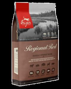 Nourriture pour chiens, Rouge Régional, Orijen
