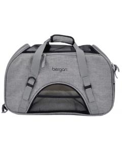 sac de tenasport pour chien bergan gris