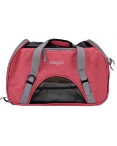 sac comfort pour chien et chat bergan rose berry