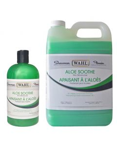 Shampoing Wahl showman aloès