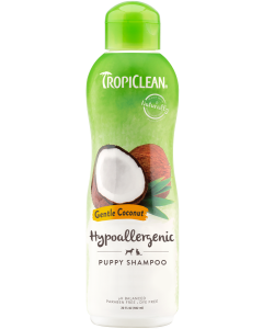 shampoing hypoallergène pour animaux