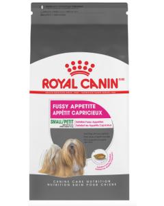 Nourriture appétit capricieux Royal Canin chien petit